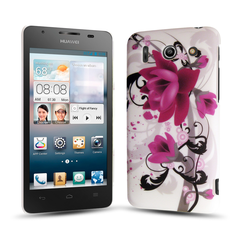 ... FOR HUAWEI ASCEND G510 U8951 T8951 RUBBER HARD BACK CASE COVER : eBay
